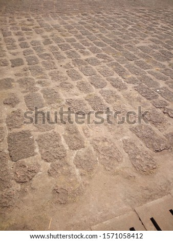 OLDEST ROUGH ROUGH STONE FLOORING  #1571058412