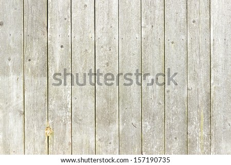 The wood texture with natural patterns #157190735