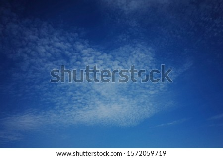 A sky full of clouds of various shapes and fun shapes. #1572059719