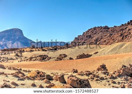 Minas de San Jose, Teide National Park, Canary Islands, Spain #1572488527