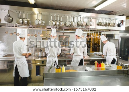 cook cooks in a restaurant #1573167082