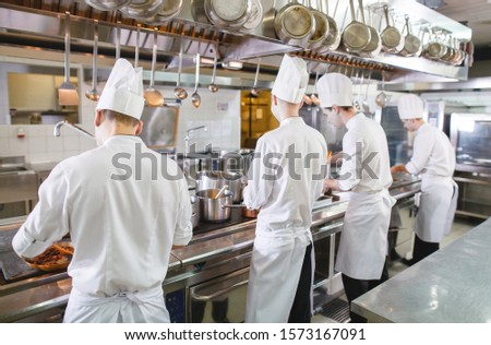 cook cooks in a restaurant #1573167091