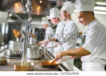 cook cooks in a restaurant #1573167094