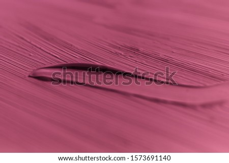 Art, branding and makeup concept - Cosmetics abstract texture background, pink acrylic paint brush stroke, textured cream product as make-up backdrop for luxury beauty brand, holiday banner design #1573691140