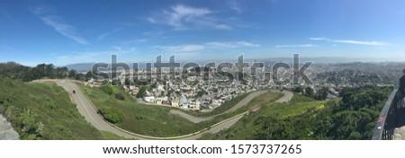 Blue skys over San Francisco  #1573737265