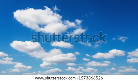 white cloud with blue sky background #1573866526