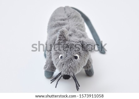 Mouse plush toys for 2020 New Year's cards #1573911058