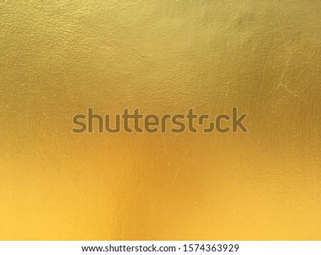 Gold or foil surface texture for background