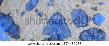 Gray Creative Tie Dye. Watercolor Print.  Dirty Art Style. Indigo Watercolor Ink. Indigo Modern Dyed. Brushed Texture. Indigo Brush Paint. Gray Graffiti Style. #1574452087