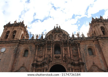 The Cathedral of Cusco or Cathedral Basilica of the Virgin of the Assumption  #1574736184