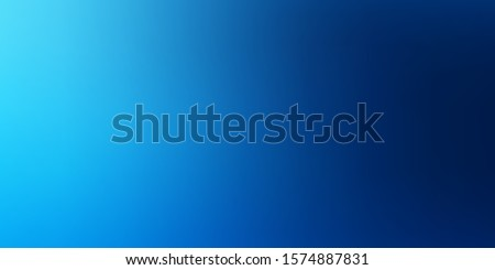 Light BLUE vector smart blurred pattern. Abstract illustration with gradient blur design. Design for landing pages. Royalty-Free Stock Photo #1574887831