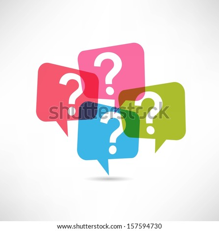 question mark icon Royalty-Free Stock Photo #157594730