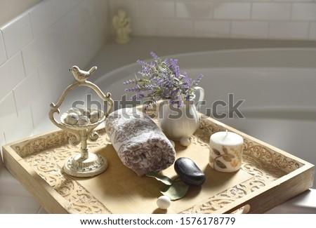 Still Life Bath & Beauty #1576178779
