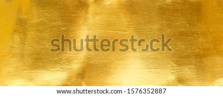 Golden wall background Luxury mosaic gold glitter design #1576352887