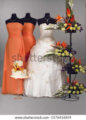 wedding dresses and gowns dresses for best maids Nairobi #1576416859