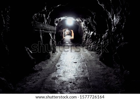 underground tunnel complex beneath the castle accessible to the public on guided tours                                #1577726164