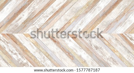 Seamless colorful wood parquet texture, chevron, timder background