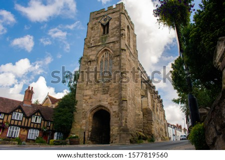 westgate warwick old England medieval england #1577819560