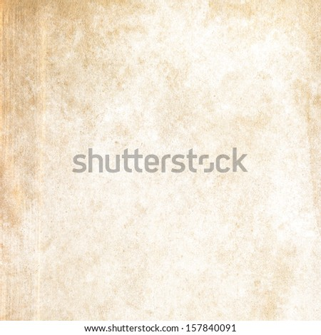The paper background : Use for texture, grunge and vintage design and have space for text and wording #157840091
