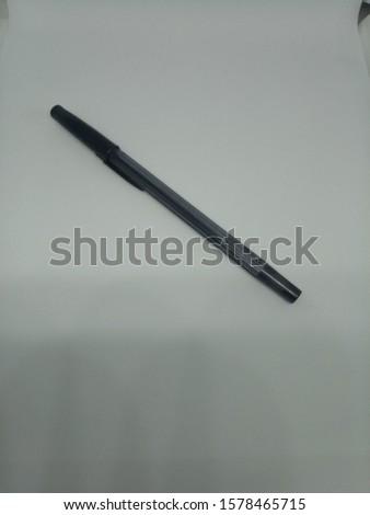 Pen simple pen black pen #1578465715