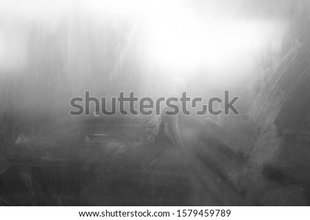 Dirty and Dusty on Glass Window Background. Royalty-Free Stock Photo #1579459789