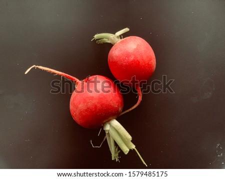 Red reddish on black background #1579485175