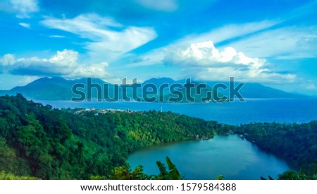 Back to nature, pictures of a beautiful landscape in Indonesia #1579584388