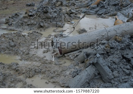 Concrete piling, Piling (Civil engineering),Ahchor pile  #1579887220
