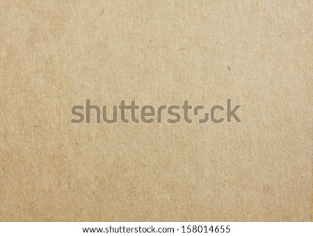 Brown paper Royalty-Free Stock Photo #158014655