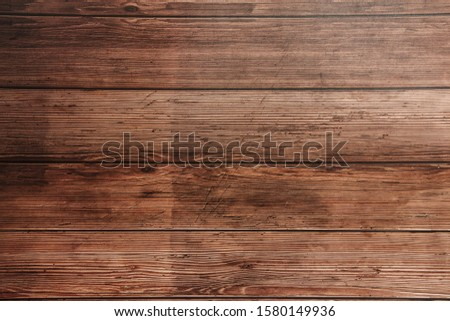 Dark brown wooden surface. Texture for background #1580149936