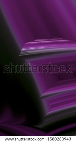 Artfully 3D rendering fractal, fanciful abstract illustration and colorful designed pattern and background #1580283943