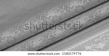 texture background pattern. black and white fabric. This is available for your design: wallpaper cards posters. Brilliant for unusual projects, because these fabrics are not outdated ! #1580579776