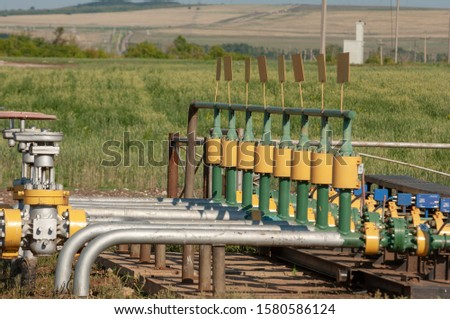 Oil pipelines, petrochemical pipelines, Pipelines transport flammable or explosive materials, such as various accidents. #1580586124