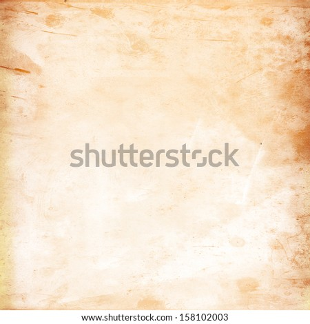 The paper background : Use for texture, grunge and vintage design and have space for text and wording #158102003