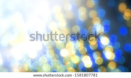 Blurred backdrop, blurred background, circle blur, bokeh blur from the light shining through as a backdrop and beautiful computer screen images. #1581807781