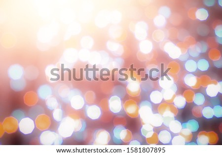 Blurred backdrop, blurred background, circle blur, bokeh blur from the light shining through as a backdrop and beautiful computer screen images. #1581807895
