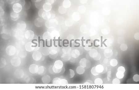 Blurred backdrop, blurred background, circle blur, bokeh blur from the light shining through as a backdrop and beautiful computer screen images. #1581807946
