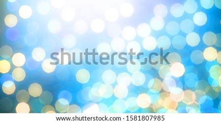 Blurred backdrop, blurred background, circle blur, bokeh blur from the light shining through as a backdrop and beautiful computer screen images. #1581807985