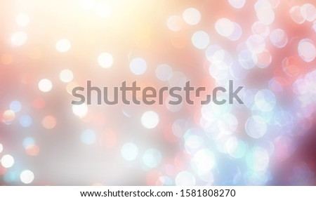 Blurred backdrop, blurred background, circle blur, bokeh blur from the light shining through as a backdrop and beautiful computer screen images. #1581808270