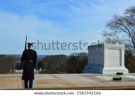 The mystery of the unknown soldier  #1581942166