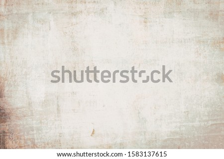 OLD NEWSPAPER BACKGROUND, GRUNGE PAPER TEXTURE, SCRATCHED PATTERN WITH SPACE FOR TEXT