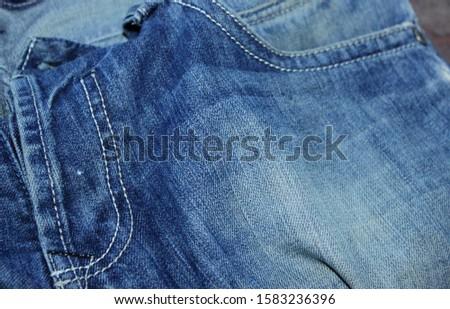 Denim. jeans texture. Jeans background. Denim jeans texture or denim jeans background. #1583236396