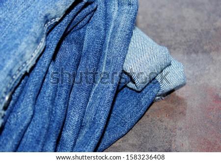 Denim. jeans texture. Jeans background. Denim jeans texture or denim jeans background. #1583236408