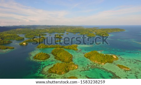 Walea Archipelago is part of the Togean Archipelago in Central Sulawesi #1583238259