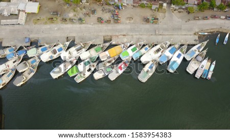 fishing boat, boat transportation, boat parking, port #1583954383