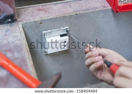 plug installing #158404484