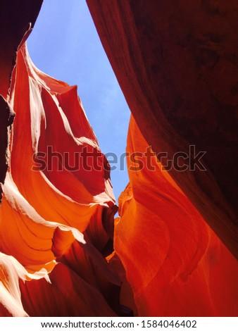 Arizona Antelope Valley natural landview #1584046402