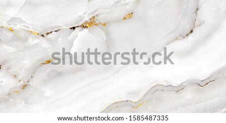 White statuario marble texture background, Thassos quartzite, Carrara  Premium, Glossy statuary limestone marbel, Satvario tiles, Italian blanco catedra stone pattern, Calacatta Gold Borghini Italy. #1585487335