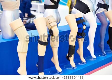 Women dummy compression bandage underwear in store #1585504453