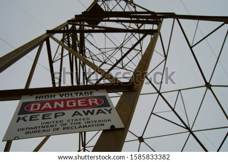Don't Climb This Power Tower #1585833382